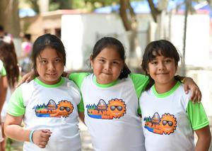 07082017 Melanie, Renata y Geraldine.
