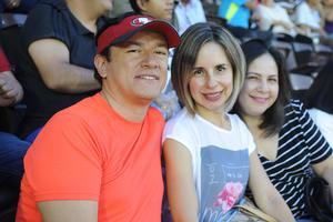 07082017 Gabriel, Lupita y Mayra.