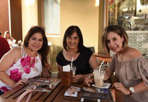 08082017 Verónica, Martha y Mayra.