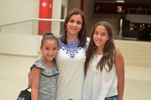 08082017 Mariana, Ana Laura y Ana Karen.