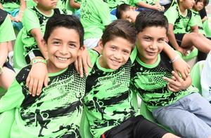 08082017 Luis Antonio, Saúl Ariel y Ángel Roberto.