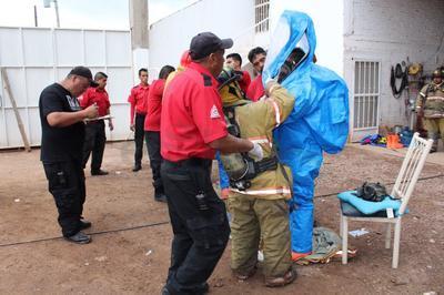 Fue el olor lo que alertó a vecinos de la zona a pedir el auxilio de Protección Civil, cuyos elementos se percataron del riesgo al llegar.