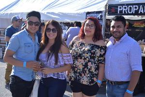 09082017 Luis, Karina, Elizabeth y Adal.