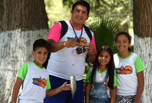 09082017 CURSO DE VERANO.  Pablo, José Ángel, Romina y Melany.