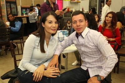 Carlos y Patricia.