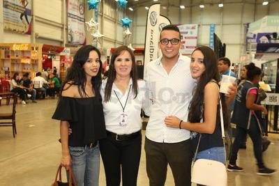 Familia Cangas Pulido.