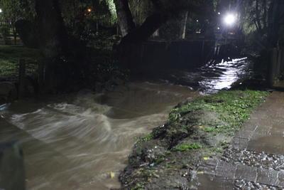 Se tendrán que tumbar dos puentes peatonales internos en el parque para levantarlos, así mismo se introducirá una tubería de tres pulgadas desde una zona del parque que siempre se inunda.