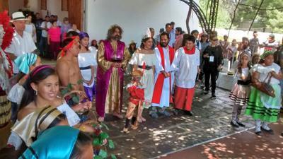 Celebran la Fiesta de la Vendimia en Parras