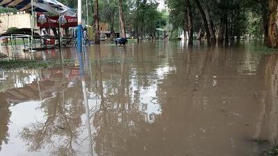 Buscarán ampliar el cauce el arroyo La Tarjea y darle mayor salida al agua evitando que las inundaciones duren muchas horas.