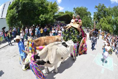 Los festejos reúnen a miles de coahuilenses.