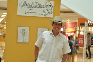 11082017 Eduardo Ruiz, expositor.