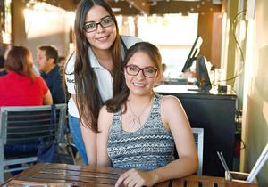 14082017 GRATOS MOMENTOS.  Mayra y Katy.