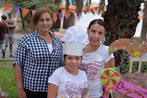 12082017 Laura, Bárbara y Blanca.