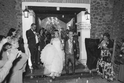13082017 Marcela y Jesús, felices por su unión.