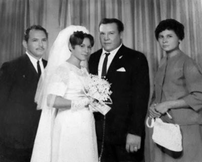 13082017 Ignacio Salazar Zavala y Margarita Valenzuela Meza el próximo 19 de agosto estarán celebrando su 50 aniversario de bodas.