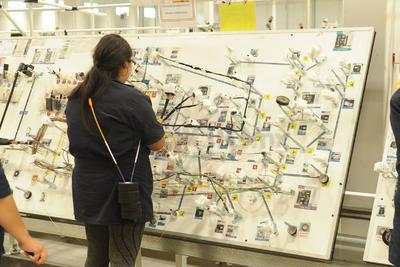 Ayer inició operaciones la planta de origen estadounidense Lear Corporation en Matamoros, con una plantilla de 1,200 trabajadores y se espera cerrar el año con 3,000 puestos de trabajo.