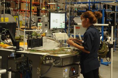 Resaltó que la empresa ha destacado durante estos años siendo el proveedor preferido de los clientes del sector y por la generación de empleo a nivel global.