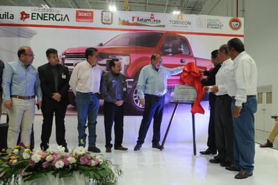 Fue inaugurada de manera oficial por parte de directivos de esta firma global y de autoridades estatales y municipales