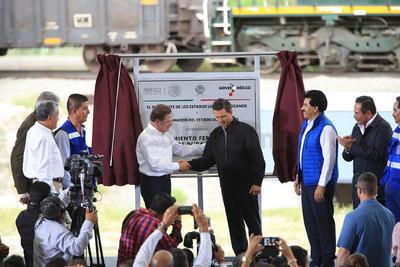 El presidente Enrique Peña Nieto anunció que el país ha logrado en lo que va del sexenio una cifra histórica de Inversión Extranjera Directa (IED) de 156 mil millones de dólares (mdd), 52 por ciento más que en el mismo periodo de la administración anterior.