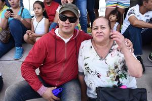 16082017 Héctor Camacho y Rosalba Jurado.
