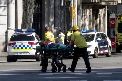 El reporte inicial fue de un muerto y 20 heridos.