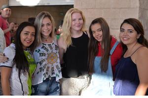 17082017 Fernanda, Ximena, Alexia y Daniela.