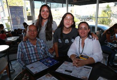 Familia Loera Ibarra.