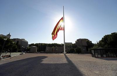 España vive tres días de luto a partir de este viernes, en los que se repetirán diversos actos luctuosos y de solidaridad.