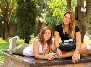 Pamela e Ivanna