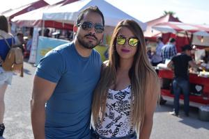 Amir y Leslie