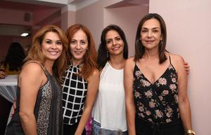 Rosa, Susana, Any y Laura