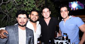 19082017 Riky, Alejandro, Jasiel y Luis.