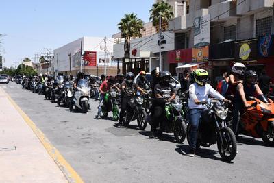 La campaña nacer tras la muerte de Francisco Javier Pérez, al ser impactado por un automovilista en Torreón.
