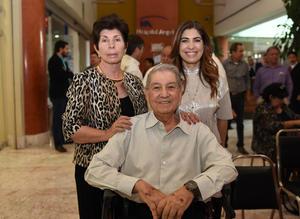 20082017 Io Camil, Sofía García Camil y José Armando García Triana.