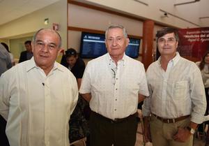 20082017 Ricardo Cisneros, Román Cepeda y Bernardo Gurza.
