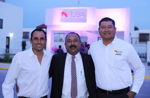 20082017 Juan Pablo, Heriberto y Noel.