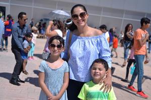 22082017 Valentina, Gretel y Santiago.