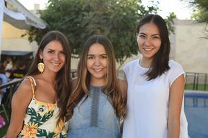 23082017 Lorena, Ana y Lidia.