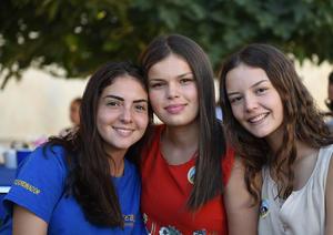 23082017 Brenda, Paulina y Luisa.