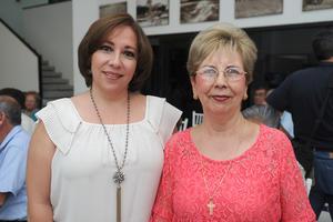23082017 Ana Escalera y Aurorita Máynez.