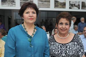 23082017 Elvira Álvarez y Felícitas Romero.