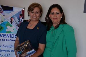 23082017 EN EVENTO.  María del Refugio e Isabel.