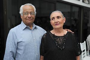 23082017 Juan Antonio García Villa y María de la Paz.