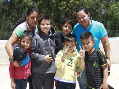 Familia Díaz.