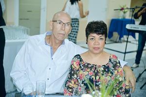 24082017 EN RECIENTE EVENTO.  Juan y Juanita.