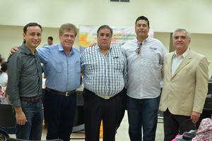 25082017 Gerardo, Ignacio, Gabriel, Armando y Ramón.