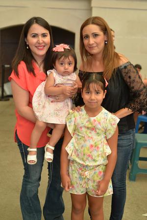 25082017 Ana Elisa, Cecy, Paulina y Elisa.