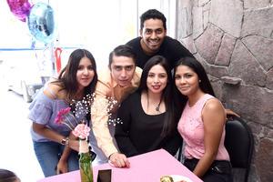 26082017 Astrid, Alonso, Emmanuel, Andrea y Miriam.