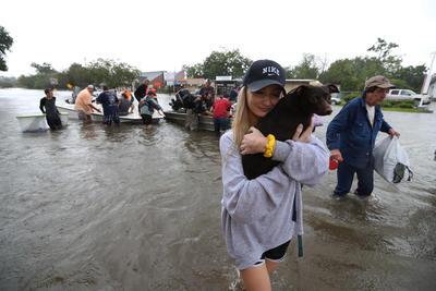 La ciudad sigue en riesgo de inundaciones durante gran parte de la próxima semana.