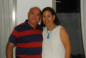 27082017 EN RECIENTE EVENTO.  Óscar y Coco.